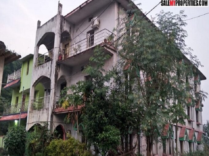 3 Storied building for sale in jharsuguda